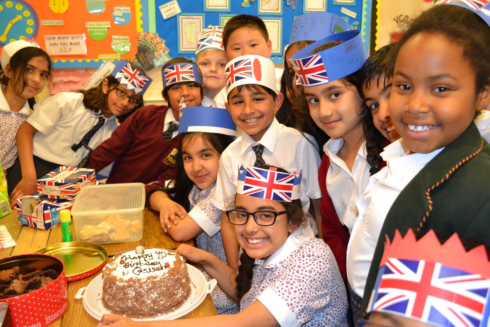 Queen's 90th Birthday celebrations