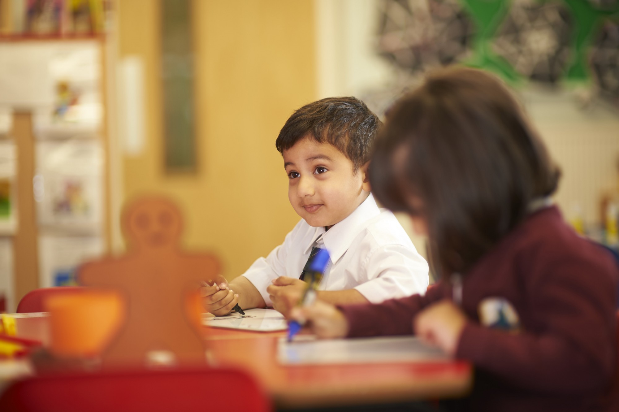 Exceptional, Flexible Nursery Provision