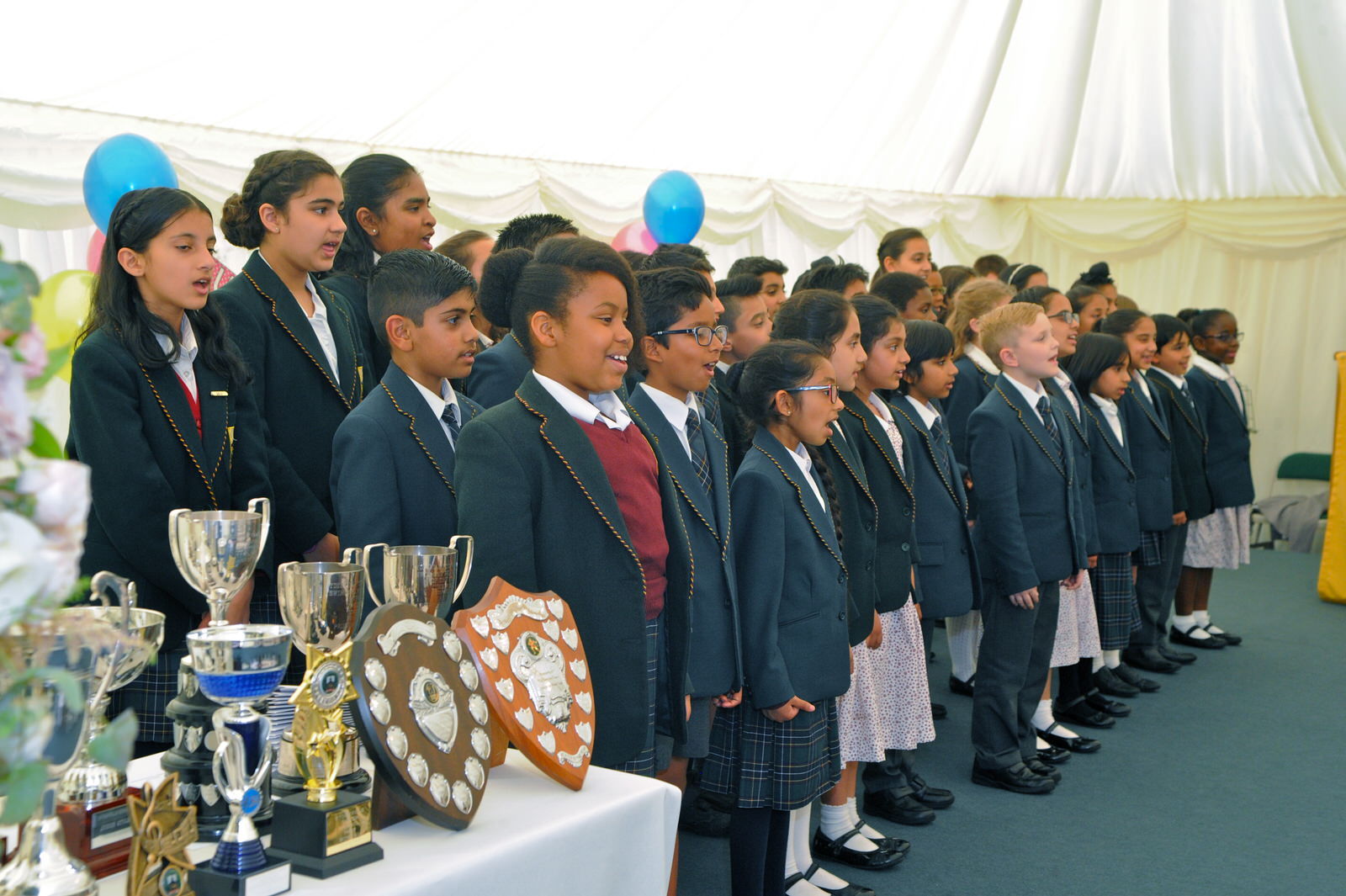 Upper Prep prize giving 2016
